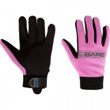 BARE - 2mm TROPIC SPORT GLOVE - PINK