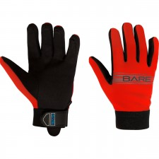 BARE - 2mm TROPIC SPORT GLOVE - RED
