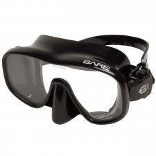BARE - FRAMELESS MASK - BLACK